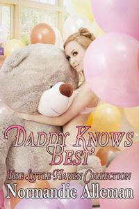 Daddy Knows Best by Normandie Alleman