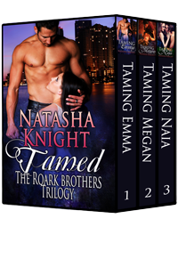 Roark Bros. Series Boxset by Natasha Knight