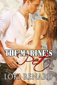 The Marine's Pet by Loki Renard