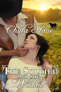 The Soldier and the Widow by Chula Stone