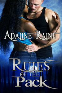 Rules of the Pack by Adaline Raine