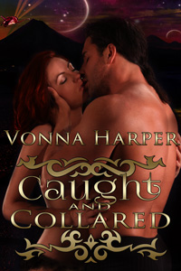 Caught and Collared by Vonna Harper