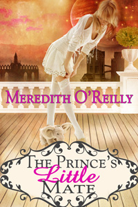 The Prince's Little Mate by Meredith O'Reilly